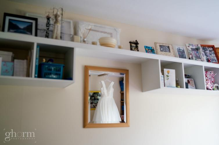 Harveys Point hotel Wedding, Paul McGinty Ghorm Studio Photography, spring wedding, wedding dress