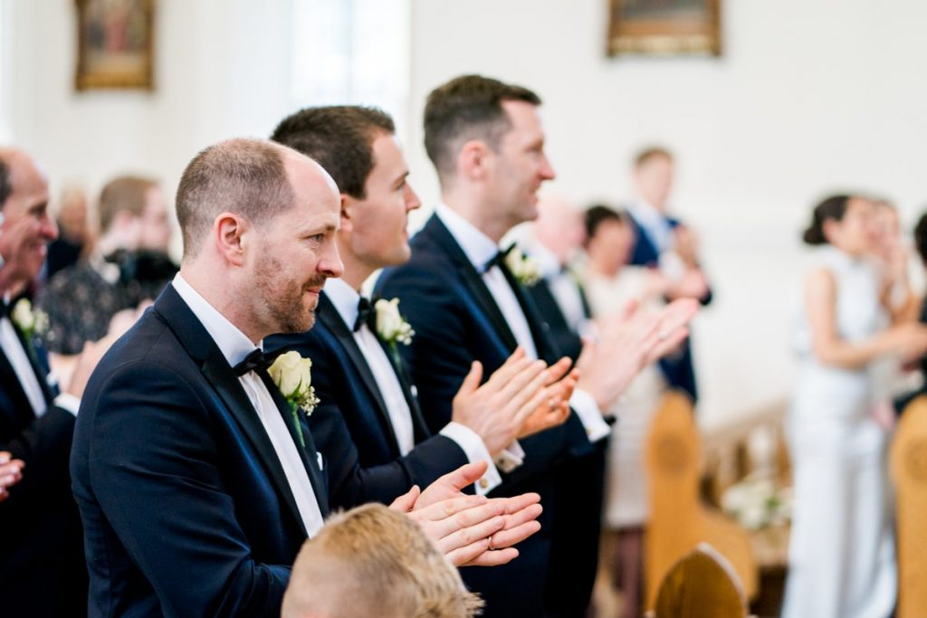 groomsmen, Lough Eske castle wedding, Autumn 2019, best wedding venue, photo by Paul McGinty from Ghorm studio photography, Donegal Town, Ireland