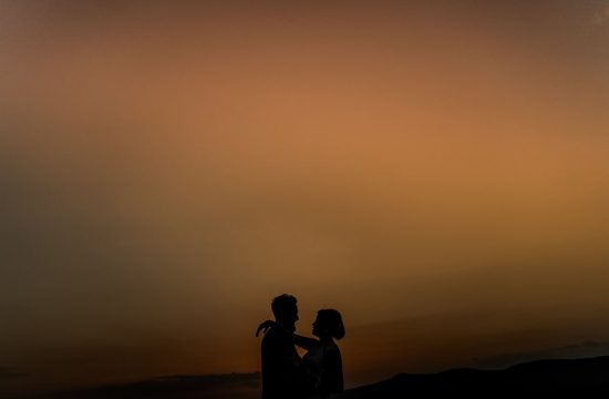 Bride and groom at sunset in the Bluestack Mountains, Co Donegal Ireland, Mill Park Hotel wedding Donegal Town, Paul McGinty, Ghorm Studio Photography